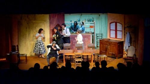Une pièce de Roberto Cossa, mise en scène par Pascal Bonnelle.